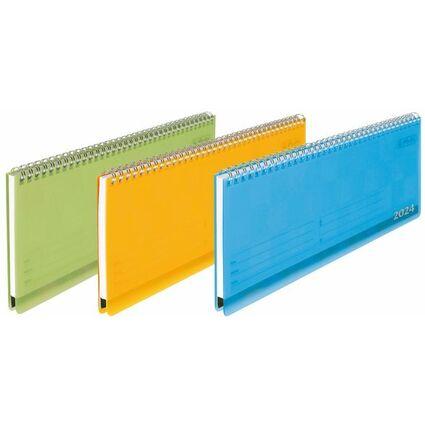 herlitz Tischkalender Colori 2017, farbig sortiert