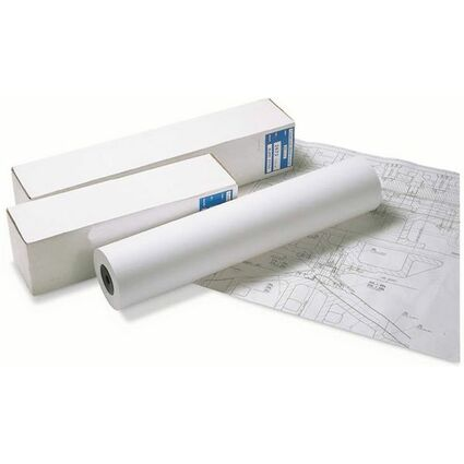 Clairefontaine Inkjet-Plotterrolle, (B)914 mm x (L)45 m