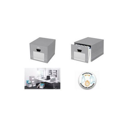 ELBA Archiv-Schublade, DIN A4, grau / weiß