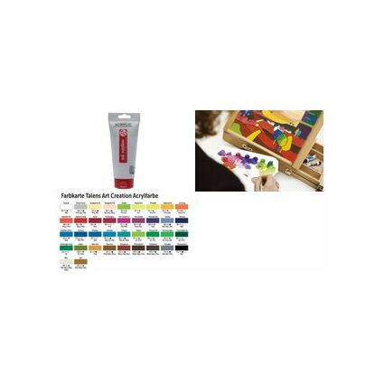 ROYAL TALENS Acrylfarbe ArtCreation, azogelb-zitron, 200 ml