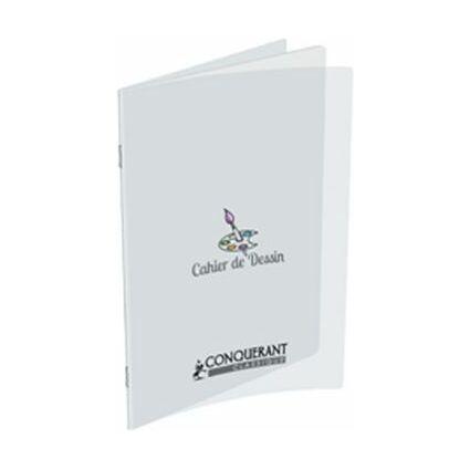 CONQUERANT CLASSIQUE Cahier 240 x 320, 48 pages, uni dessin