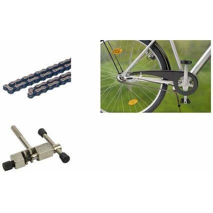 """FISCHER Fahrradkette 1/2"""" x 1/8"""" (3,2 x 12,7 cm)"""