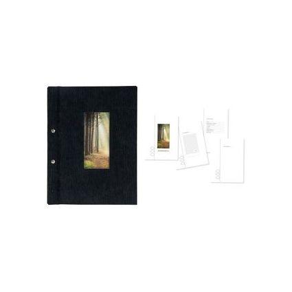 """goldbuch Kondolenzbuch """"Lynel"""", 250 x 305 mm, schwarz"""