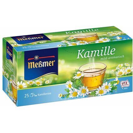 """Meßmer Tee """"Kamille"""", mild-aromatisch, 25er Packung"""