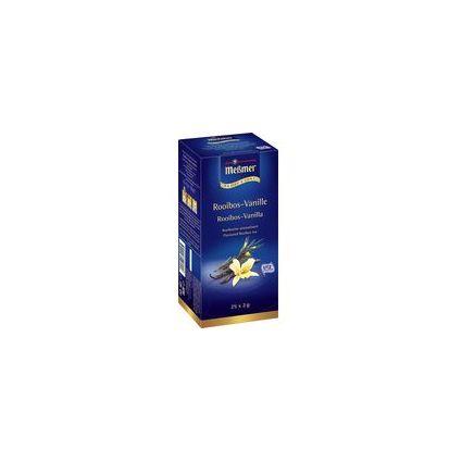 "Meßmer Kräuter Tee ""Rooibos-Vanille"", 25er Packung"