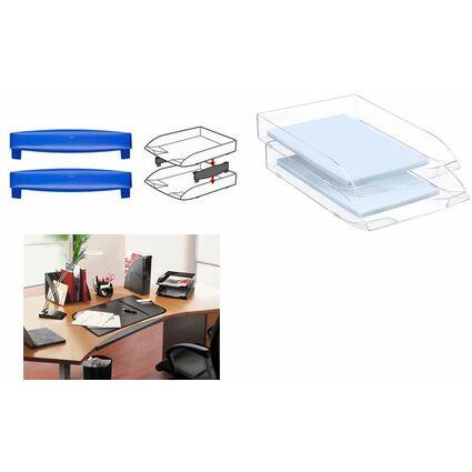 CEP Briefablage Confort DIN A4, transparent