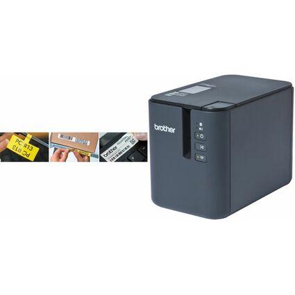 """brother PC-Beschriftungsgerät """"P-touch P900W"""", für WLAN/USB"""