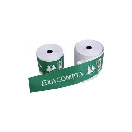 EXACOMPTA Thermorollen für Waagen, 62 mm x 40 m