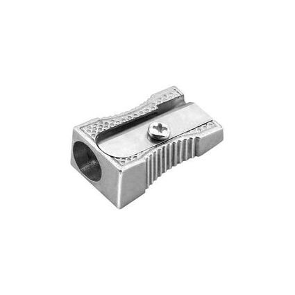 JPC Metallspitzer, einfach, aus Aluminium