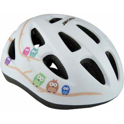 """FISCHER Kinder-Fahrrad-Helm """"Eule"""", Größe: XS/S"""