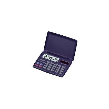 CASIO Taschenrechner SL-160 VER, Solar-/ Batteriebetrieb