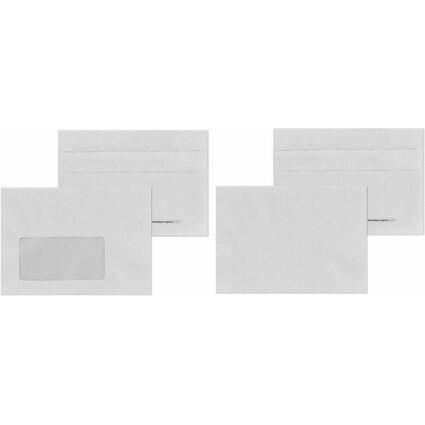 MAILmedia Briefumschläge C6 selbstklebend, mit Fenster