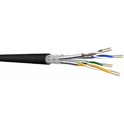 "Draka Installationskabel ""UC LR22"", Kat.7, S/FTP, 500 m"