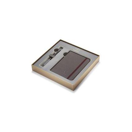 PARKER Schreibgeräte-Set URBAN PREMIUM Ebony Metal Chiselled