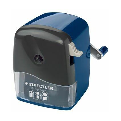 STAEDTLER Kurbelspitzmaschine Mars, blau