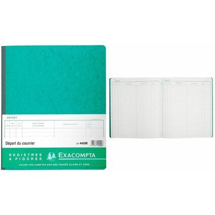 """EXACOMPTA Geschäftsbuch """"Enregistrement du courrier"""""""