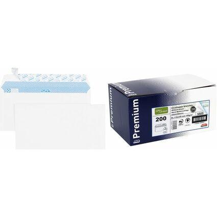 GPV Briefumschläge Premium, ohne Fenster, DL, 110 x 220 mm