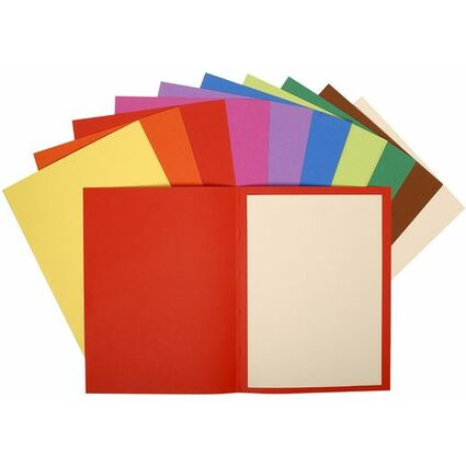 "EXACOMPTA Aktenmappe ""Flash 220"", A4, Karton, farbig"
