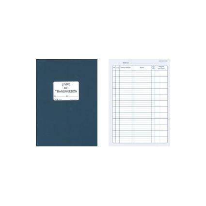 "ELVE Registre ""Livre de transmission"", 150 pages"