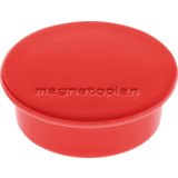 "magnetoplan discofix Rundmagnet ""color"", rot"