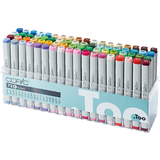 COPIC profi Marker, 72er set 3