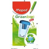 Maped spitzdose Greenlogic, aus recyceltem PET