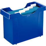 LEITZ mini-aktei Hängeregistratur-Box Plus, blau
