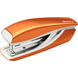 LEITZ Heftgerät mini Nexxt wow 5528, orange-metallic