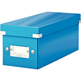 LEITZ cd-ablagebox Click & store WOW, blau