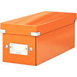 LEITZ cd-ablagebox Click & store WOW, orange