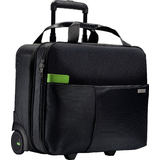 LEITZ reisetrolley Smart traveller Complete, schwarz
