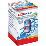 tesa Film, kristall-klar, 6-er Pack, 15 mm x 33 m