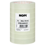 NOPI klebefilm Shrink Tower, transparent, 19 mm x 66 m
