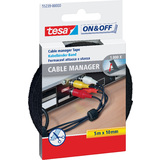 tesa on & off Klett-Kabelbinder cable Manager Universal