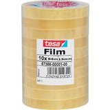 tesa film standard, transparent, 15 mm x 66 m