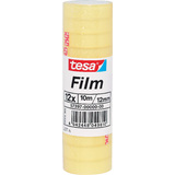tesa film standard, transparent, 12 mm x 10 m
