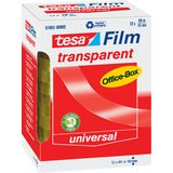 tesa Film, transparent, 12 mm x 66 m