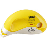 UHU kleberoller Dry & clean Roller Refill, non-permanent