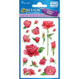 "AVERY zweckform ZDesign sticker CREATIVE ""Rosen"""