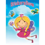"AVERY zweckform ZDesign stickeralbum ""Prinzessin"", din A5"