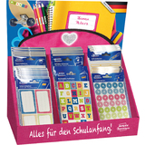 AVERY zweckform Back to School - Sortiment, Thekendisplay