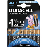 "DURACELL alkaline Batterie ""ULTRA POWER"" Micro, 8er Blister"