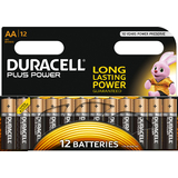 "DURACELL alkaline Batterie ""PLUS POWER"", mignon AA, 12er"
