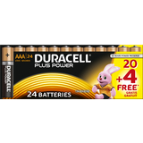 "DURACELL alkaline Batterie ""PLUS POWER"", Micro, 20+4 gratis"