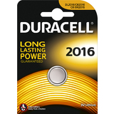 "DURACELL lithium Knopfzelle ""Electronics"", 2016, 1er Blister"