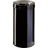 DURABLE papierkorb SAFE +, 60 liter , schwarz