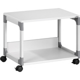 DURABLE Bürowagen system Multi trolley 48, 2 Böden, grau