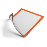 DURABLE magnet-rahmen DURAFRAME MAGNETIC, din A4, orange