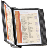 DURABLE display-system SHERPA style WALL 10, Komplett-Set