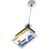 DURABLE namensschilder CARD holder DELUXE PRO